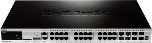 Netzwerk Switch RJ45/SFP D-Link DGS-3420-28TC 24 + 8 Port 1 Gbit/s