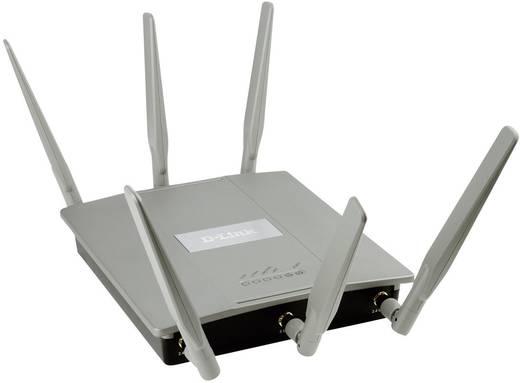 D-Link DAP-2695 PoE WLAN Access-Point 1.75 GBit/s 2.4 GHz, 5 GHz