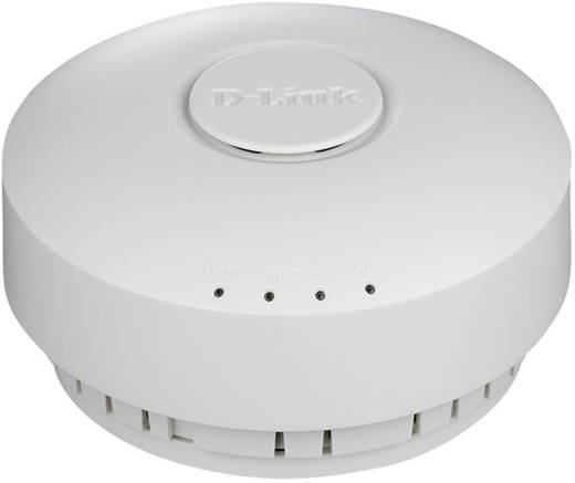 D-Link DWL-6600AP PoE WLAN Access-Point 600 MBit/s 2.4 GHz, 5 GHz