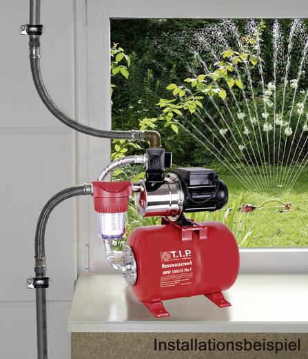 Hauswasserwerk 230 V 3300 l/h T.I.P. 31144