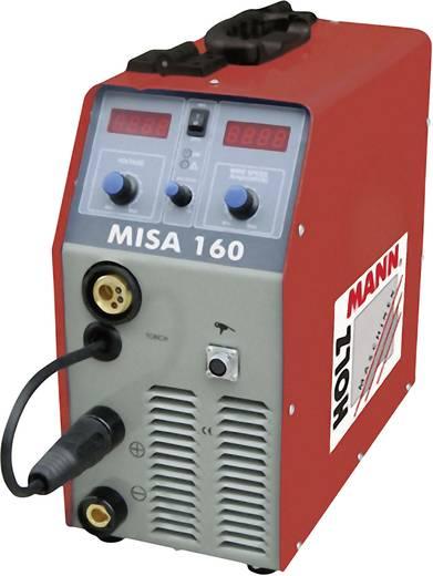 MIG/MAG-Schweißgerät 30 - 160 A Holzmann Maschinen MISA 160