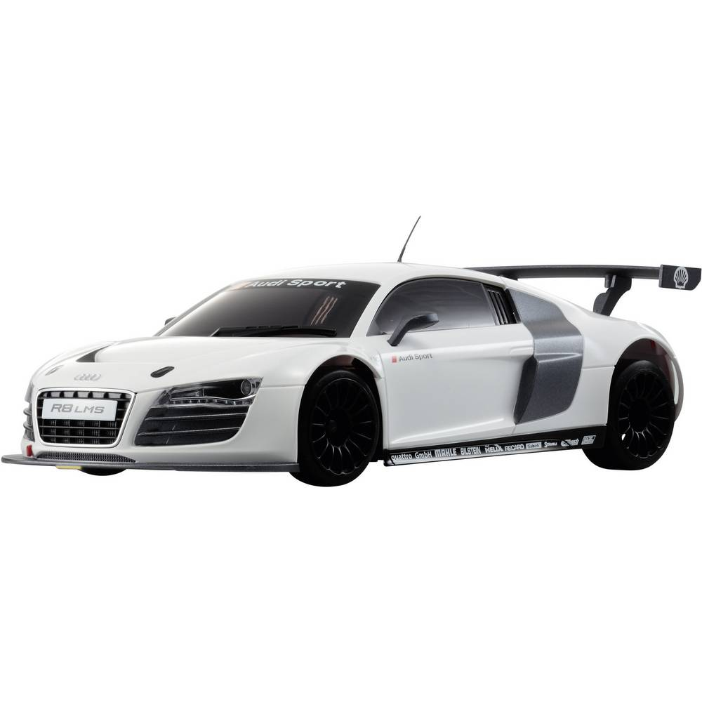 kyosho audi r8 lms brushed 1 28 auto rc lectrique. Black Bedroom Furniture Sets. Home Design Ideas
