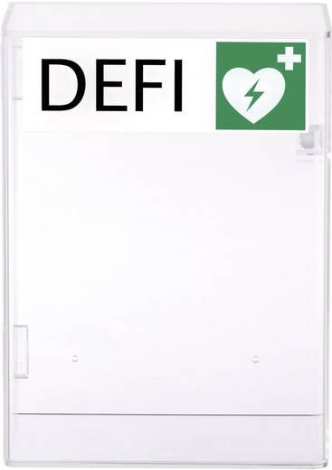 DEFI-Wandkasten MEDX5 AED Plexiglaswandkasten mit Alarm für Innen mit Alarm