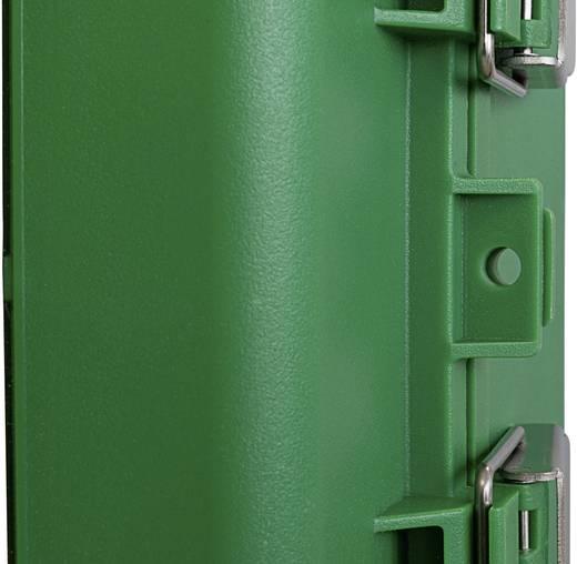 wandkasten aus gr nem kunststoff f r den au enbereich mit. Black Bedroom Furniture Sets. Home Design Ideas