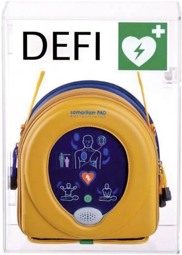 Defibrillator HeartSine samaritan® PAD500P Set 2 inkl. Wandkasten