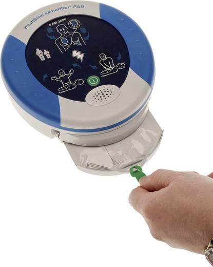 Defibrillator HeartSine samaritan® PAD360P DE 10J mit Sprachausgabe