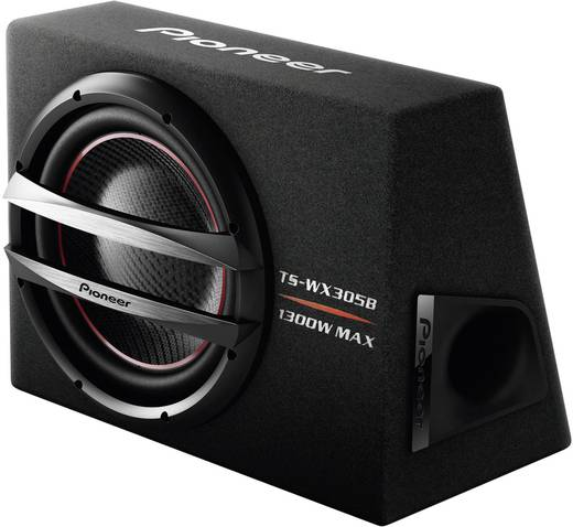 auto subwoofer chassis 1300 w pioneer 801099. Black Bedroom Furniture Sets. Home Design Ideas