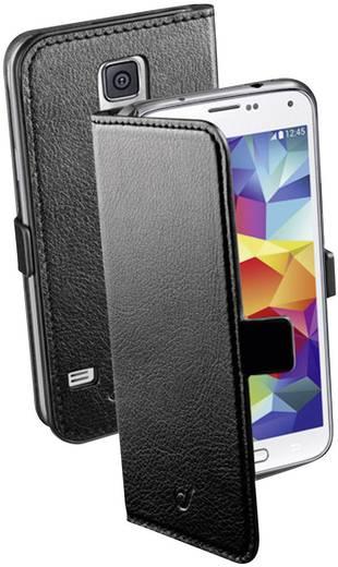 Cellularline Essential Case Flip Cover Passend für: Samsung Galaxy S5 Schwarz