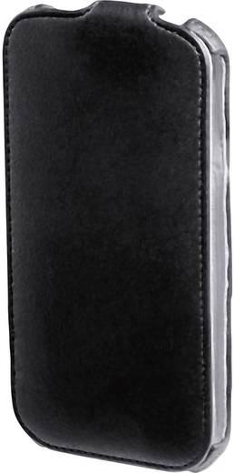 Hama Flap Case Flip Cover Passend für: Samsung Galaxy S5 Schwarz