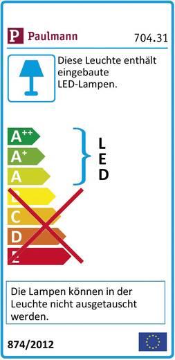LED-Streifen-Erweiterung 12 V/DC 100 cm Neon-Orange Paulmann YourLED Deco 70431
