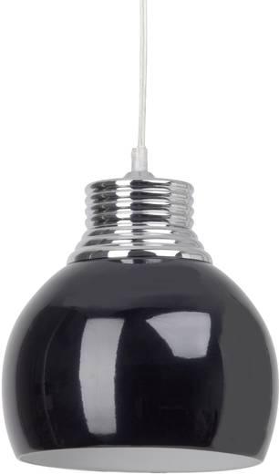 Pendelleuchte Energiesparlampe E27 53 W Brilliant Ina 07770/06 Schwarz