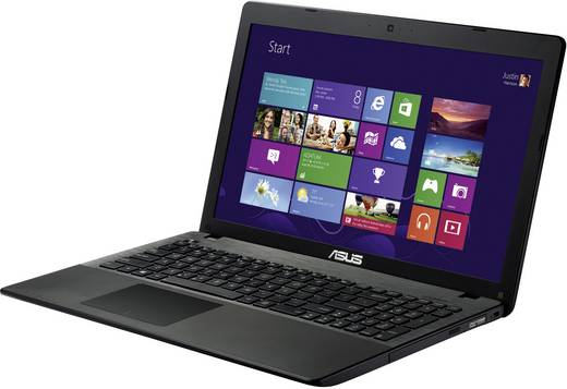 asus 39 6 cm 15 6 zoll notebook amd 4 gb 500 gb amd. Black Bedroom Furniture Sets. Home Design Ideas