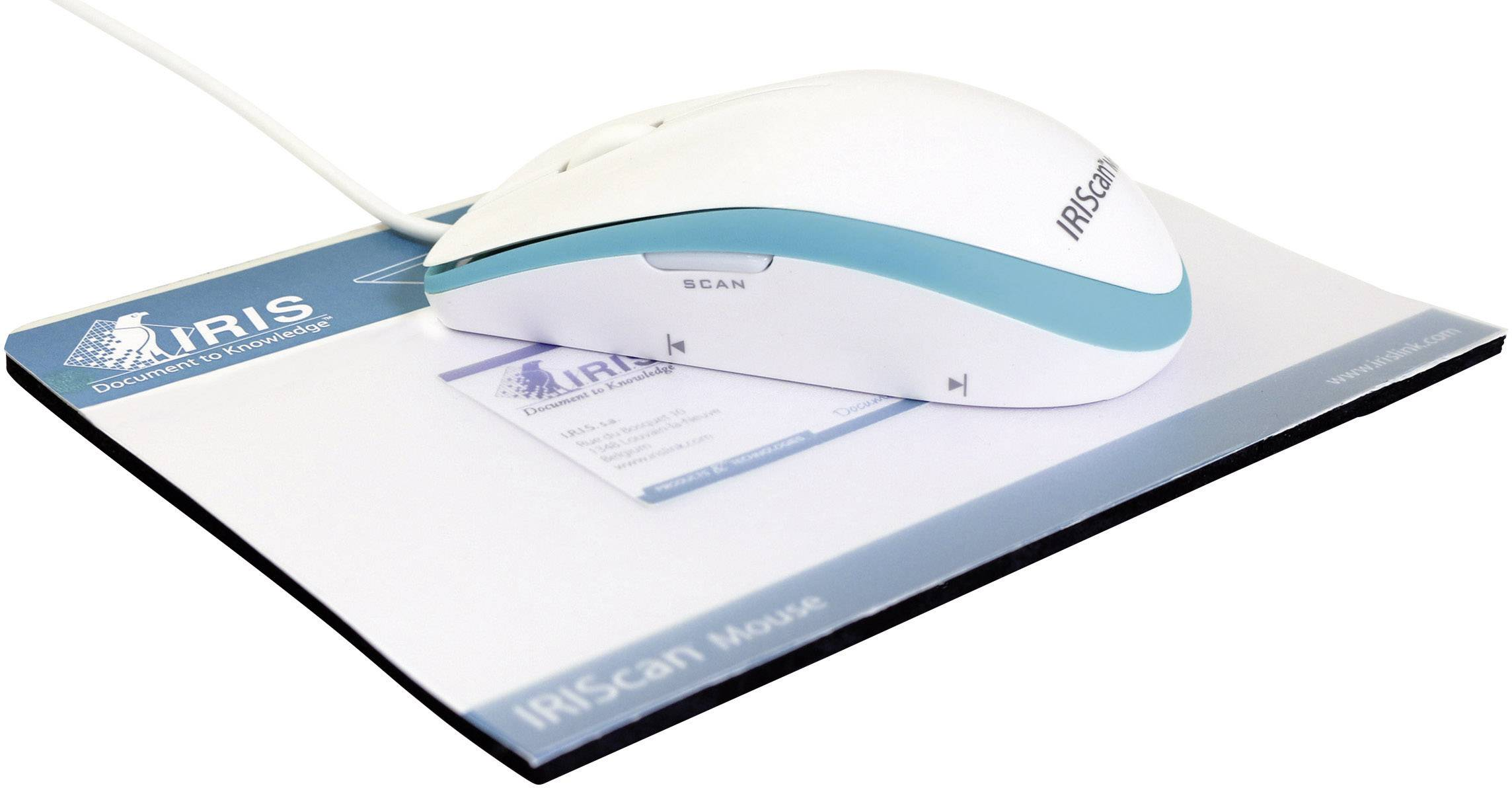 Iris By Canon Iriscan Mouse Executive 2 Maus Scanner A3 300 X 300 Dpi Usb