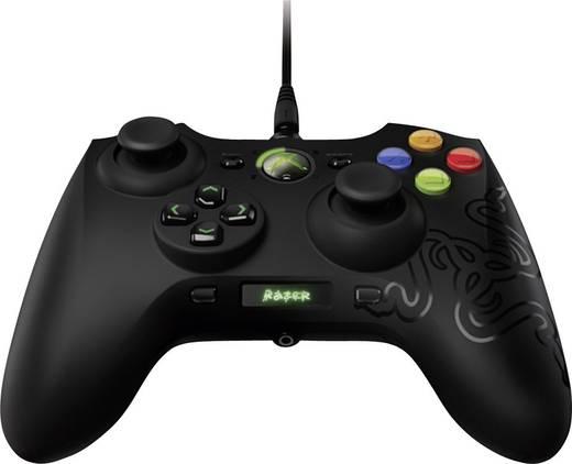 Gamepad Razer Sabertooth Xbox 360, PC Schwarz