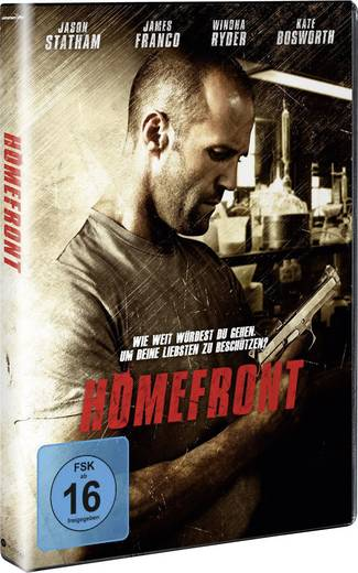 DVD Homefront FSK: 16