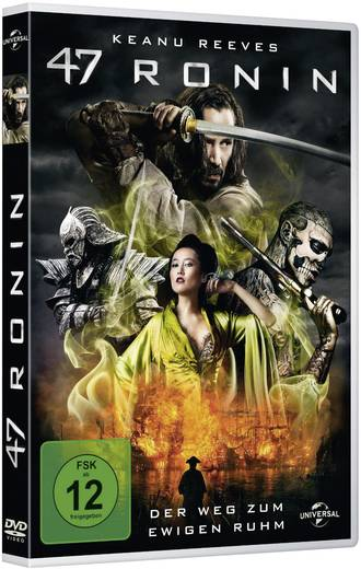 47 Ronin FSK 12 Abenteuer, Action, Fantasy