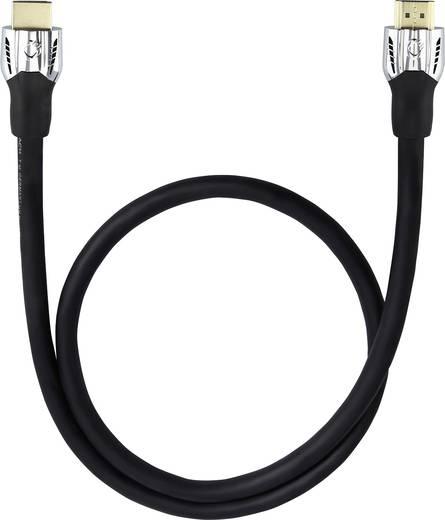 HDMI Anschlusskabel [1x HDMI-Stecker - 1x HDMI-Stecker] 2.2 m Schwarz Oehlbach Matrix Evolution