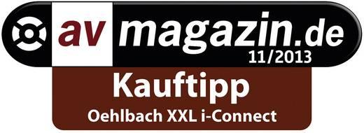 iPad/iPhone/iPod Datenkabel/Ladekabel [1x USB 2.0 Stecker A - 1x Apple Dock-Stecker Lightning] 0.5 m Grau Oehlbach