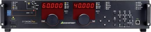 Labornetzgerät, einstellbar Gossen Metrawatt K347A 0 - 60 V/DC 0 - 40 A 800 W Kalibriert nach DAkkS