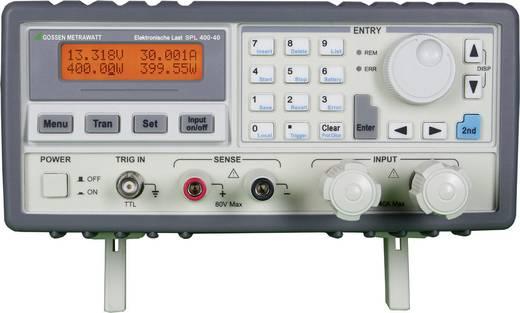 Labornetzgerät, einstellbar Gossen Metrawatt K853A 0 - 80 V/DC 0 - 40 A 400 W