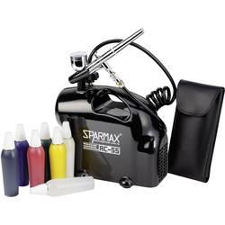 Airbrush sada pro začátečníky Sparmax SK-55, double action