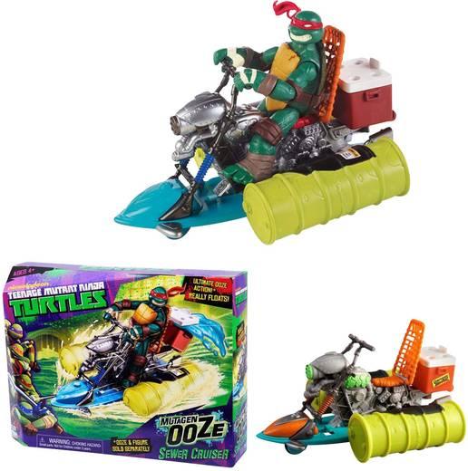 Teenage Mutant Ninja Turtles - Mutagen Ooze Sewer Cruiser