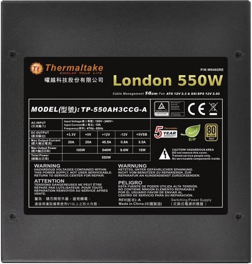 PC Netzteil Thermaltake London 550 W ATX 80PLUS® Gold