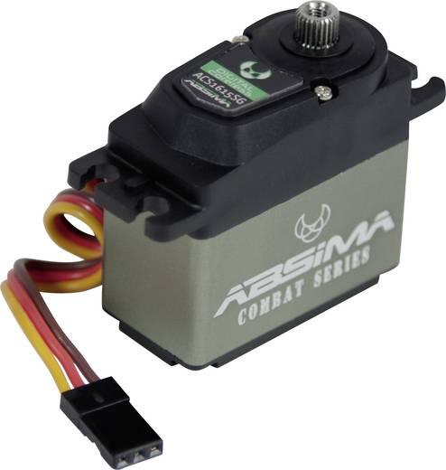 Absima Standard-Servo ACS1615SG Digital-Servo Stecksystem JR