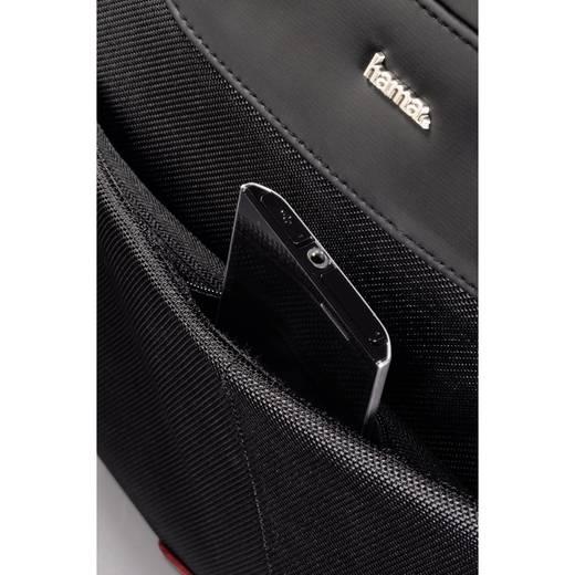 """Hama Notebook Tasche Pro Solution Passend für maximal: 40,6 cm (16"""") Rot, Schwarz"""