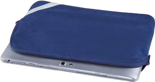 """Hama Notebook Hülle Velour Passend für maximal: 29,5 cm (11,6"""") Indigo"""