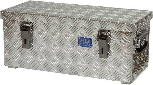 Riffelblechbox Alutec 41037 Aluminium (L x B x H) 622 x 275 x 270 mm