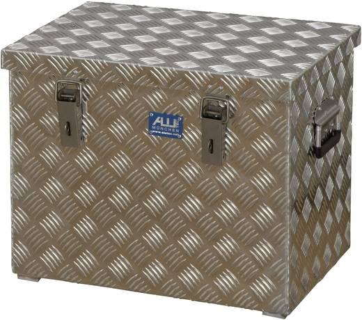 Riffelblechbox Alutec 41070 Aluminium (L x B x H) 522 x 375 x 420 mm