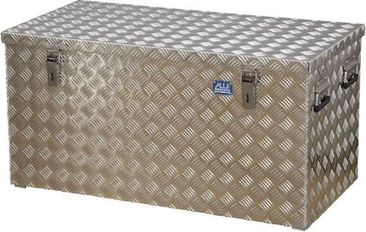 Riffelblechbox Alutec R250 41250 Aluminium (L x B x H) 1022 x 525 x 520 mm