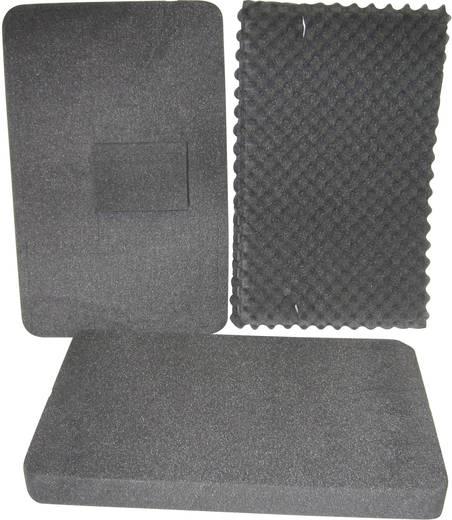 Schaumstoffeinlage 7teilig Alutec 140 l 36140 (L x B) 870 mm x 460 mm