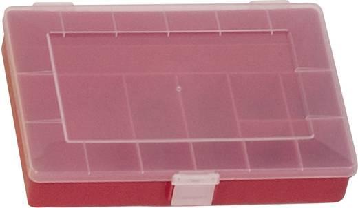 Sortimentskasten (L x B x H) 250 x 180 x 45 mm Alutec Anzahl Fächer: 8 feste Unterteilung