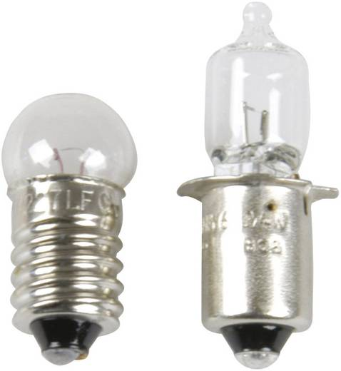 proFEX Fahrrad-Glühlampenset Halogen 10 LUX Philips Glühlampe Weiß