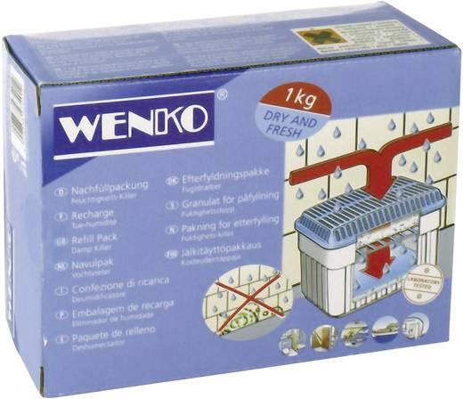 Wenko Luftentfeuchter-Nachfüllbeutel 1 kg für 50 m²