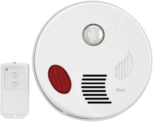 Mini-Alarmanlage mit Fernbedienung 110 dB iiquu Sensor 510ILSAA001