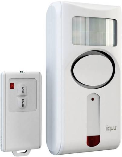 Mini-Alarmanlage mit Fernbedienung 120 dB iiquu Sensor med fjärr 510ILSAA002