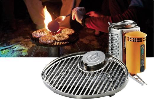 BioLite Grillaufsatz Edelstahl BL-GRA Portable Grill