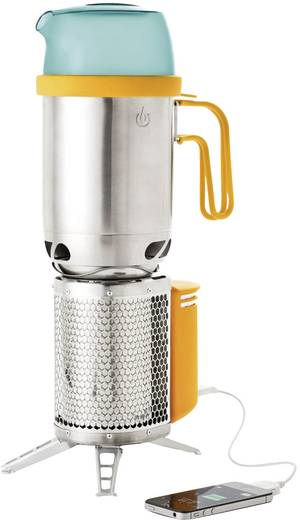 BioLite Kochaufsatz Stahl, Kunststoff BL-KettlePot KettlePot