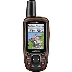 Outdoorová navigace Garmin GPSMAP 64S svět
