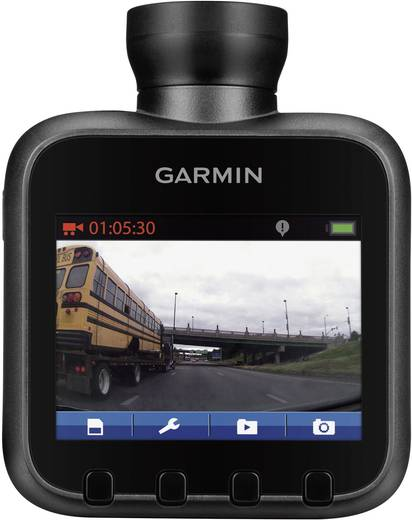 garmin dashcam 20 dashcam mit gps 12 v display akku. Black Bedroom Furniture Sets. Home Design Ideas