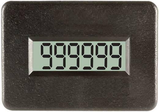 TDE Instruments DPC400-R Impulszähler, 4.5 - 60 V AC/DC Einbaumaße 38 x 24 mm Schutzklasse IP67 Temperaturbereich von