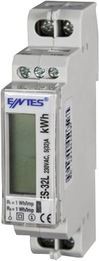 Wechselstromzähler digital 32 A MID-konform: Ja ENTES ES-32L MID