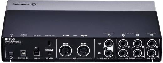Audio Interface Steinberg UR22 Monitor-Controlling, inkl. Software