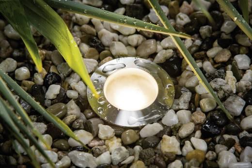 LED-Außeneinbauleuchte 4er Set 2.8 W Warm-Weiß Paulmann Special Line MiniPlus 93783 Silber