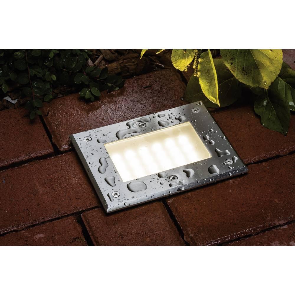 Lampade da incasso per esterno a led 2 5 w bianco caldo for Lampade led da esterno