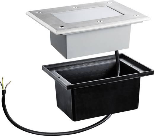 LED-Außeneinbauleuchte 2.5 W Warm-Weiß Paulmann Special Line 93796 Silber, Schwarz