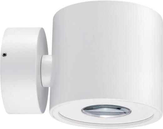 LED-Außenwandleuchte 3 W Warm-Weiß Paulmann Special Line Big Flame 93780 Weiß (matt)